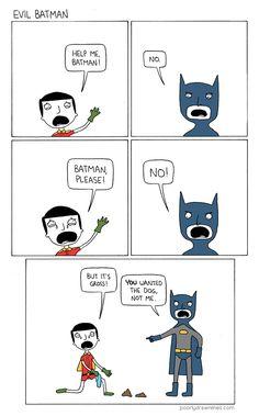 evil-batman