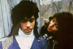 Prince and Apollonia Kotero, Purple Rain