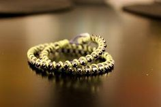 DIY Wrapped Bracelet  : DIY wrap bracelet