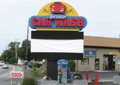 car wash signs - Bing Images