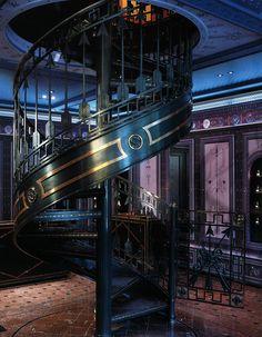 Serge Lutens – Palais Royal - Magical Stairs