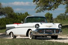 1957 Chevrolet Bel Air....Re-pin brought to you by agents of #carinsurance at #houseofinsurance in Eugene, Oregon