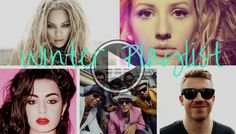 Winter Playlist To Get You Movin!