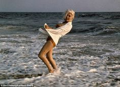 The Last Photos A Hollywood Icon: Marilyn Monroe's Final Photoshoot Before She Died (5 Images)