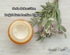 Seda Sakacı'dan Doğal Katı Parfüm Yapımı