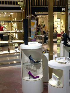 Shoes Displat at Level Shoe District in the Dubai Mall #shoes #fashion #leve #shoe #district #dubai #mall
