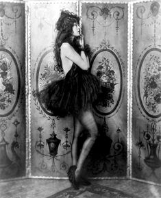 Dolores Costello ~ Ziegfeld Girl. The Ziegfeld Follies were a series of elaborate theatrical productions, inspired by the Folies Bergéres of Paris, on Broadway in from 1907 through 1931.