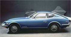 My grandfather had one of these, a Datsun 240sx. I think it was a 71. I would like to get one at some point, or at least drive one since I never had a chance too :)