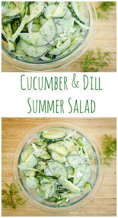 Cucumber & Dill Summ