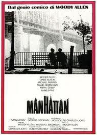Manhattan directed by Woody Allen