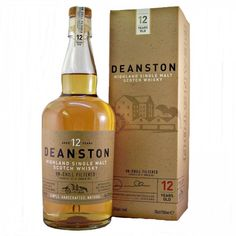 Deanston Single Malt Whisky Lovely honeyed creamy whisky for Balvenie fans that fancy a change!