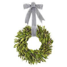 "Lurie 10"" Wreath"