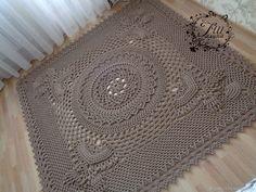 pin von marina teixeira jw auf croch cozinha e banheiro pinterest teppich h keln. Black Bedroom Furniture Sets. Home Design Ideas