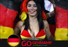 GO GERMANY!