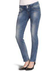 LTB Jeans Damen Jeanshose/ Lang 5065 / Molly, Skinny / Slim Fit (Röhre)