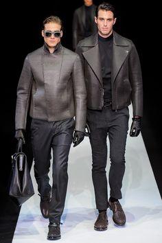 emporio armani - fall 2013 menswear - milan