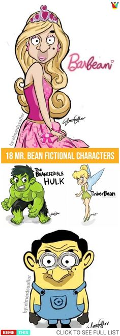 18 Mr. Bean Fictional Characters #mr.bean #fictionalcharacters #artist #artwork #artistofinstagram #humor #animation #bemethis