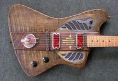 "Dismal Ax Guitars ""The Hawk"""