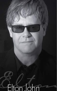 Sir Elton John (born Reginald Dwight on March 25, 1947) singer-songwriter, composer, pianist, record producer. One of the all time best concert performers ever!