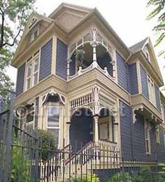 Best house colors exterior victorian painted ladies ideas - Old Houses - Best House Colors Exterior, Exterior Design, Modern Exterior, Mansion Homes, Victorian Style Homes, Victorian Homes Exterior, Second Empire, Victorian Architecture, Paint Colors For Home