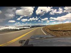 "Rocky Mountain National Park, Colorado: ""Trail Ridge Road"" über den Winter gesperrt   traveLink."
