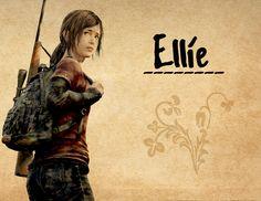 The Last Of Us - Ellie by WaveSeeker90.deviantart.com on @deviantART