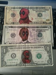 Funny-Fied Money That's Barely Legal