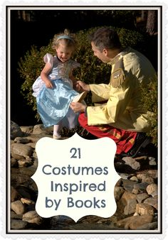 Mommy and Me Book Club: 21 Book Inspired Costumes