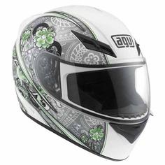 AGV Women's K3 Crew Helmet - Street Motorcycle - Motorcycle Superstore
