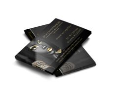 Make Up Business Cards