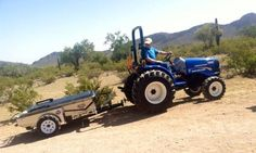 """SS spreader at the """"Horse Master with Julie Goodnight"""" shoot in AZ!"""