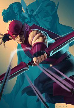 Team Hawkeye