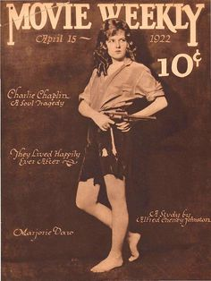 Movie Weekly, April 15, 1922