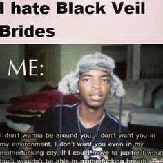 My view on people who don't like BVB through the words of... KINGSLEY! x3