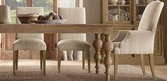 Hudson   Restoration Hardware. Dining room chairs.