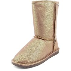 Bearpaw Emma Short Women Round Toe Synthetic Winter Boot | eBay
