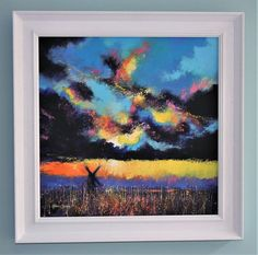Buy Sunset over Wicken Fen, Original Acrylic Painting, Acrylic painting by Jamie Sugg on Artfinder. Discover thousands of other original paintings, prints, sculptures and photography from independent artists.