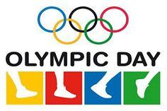 Μωσαϊκό: Παγκόσμια Ολυμπιακή ημέρα 23 Ιουνίου