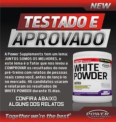 White Powder – Review / Relato / Avaliação