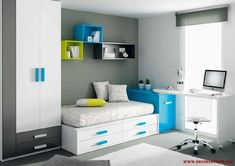 simple and modern teen room decorations  Decorating A Teen's Bedroom With Her Own Style