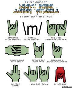 MSL= Metal Sign Language