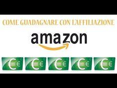 Come guadagnare con Amazon Affiliazione (Guida base) Amazon, Blogging, Company Logo, Youtube, Google, Home, Amazons, Riding Habit, Youtubers