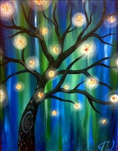 Firefly Oak - Sarasota, FL Painting Class - Painting with a Twist