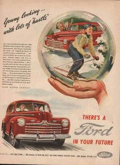 There's a Ford Car In Your Future (1946)