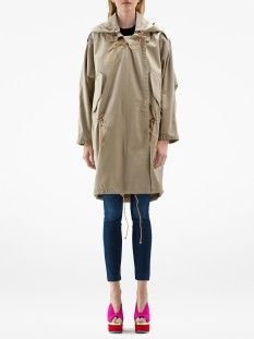 acne parka and those shoes!!