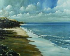 Courtown - Time Lapse Painting