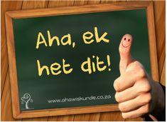 Wiskunde maklik gemaak in die gemak van jou eie huis! Afrikaans, Om, Videos, Afrikaans Language