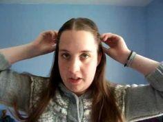 """Hair Tutorial - Princess Braids 1 (English) ASO Daenerys Targaryen """"Game of Thrones"""""""