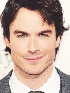Ian Somerhalder might not be a girl but damn is he sexy. ;) from the lesbian