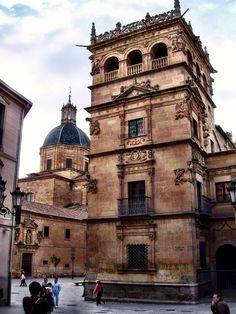 Palacio de Monterrey (Salamanca - Spain)
